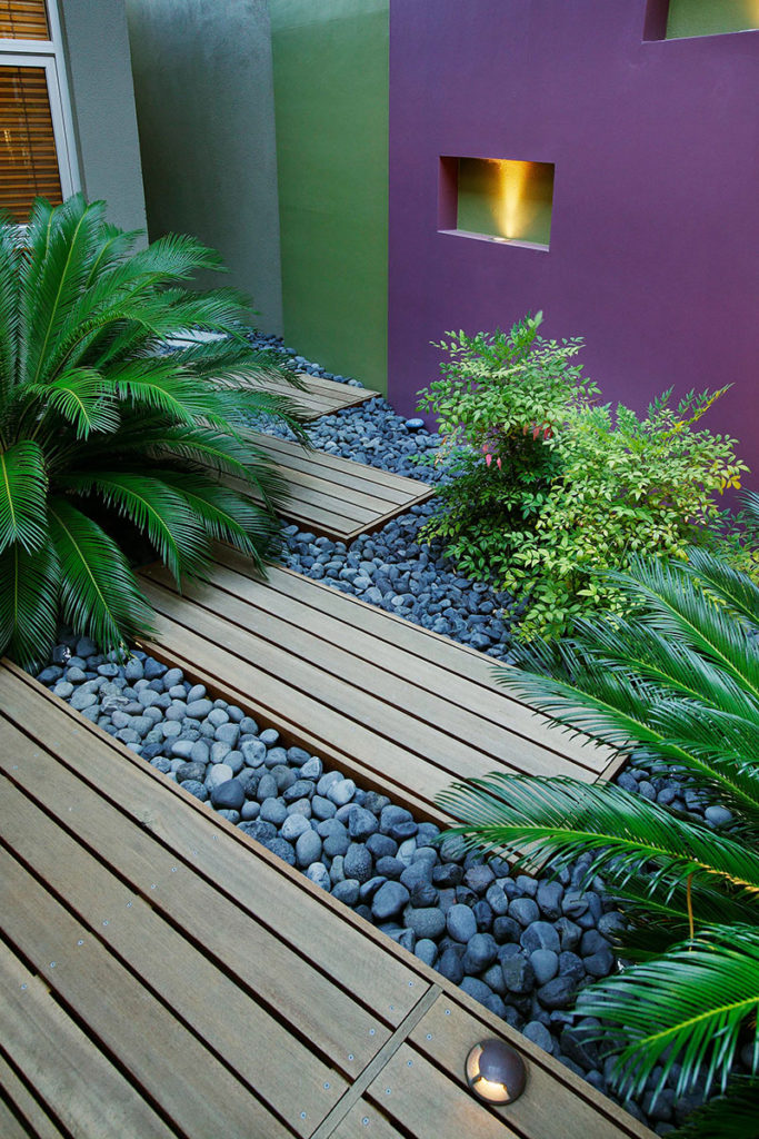 Subi Centro Courtyard design