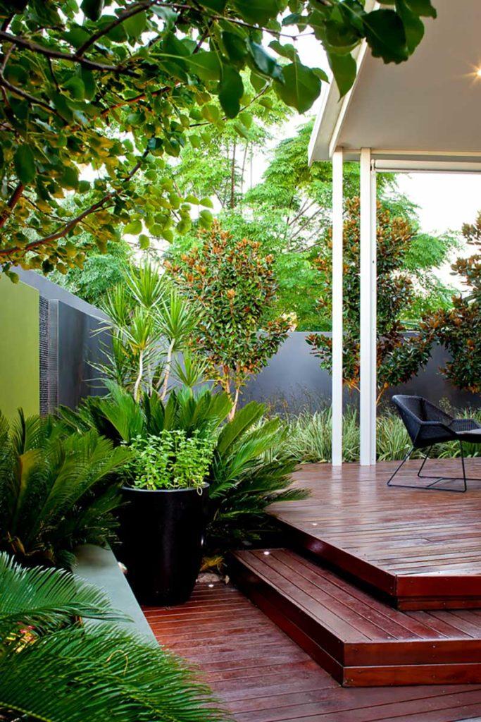 modern landscape design in Melville Perth